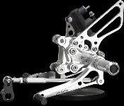 Sato Racing Rear Sets Aprilia RSV1000R/FACTORY TYPE2 ('04-'07)