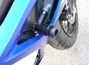 GSXR1000 07-08 Sato Racing No-cut Frame Sliders