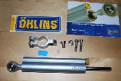 Kyle Racing / Ohlins Steering Damper kit for 1098 Streetfighter