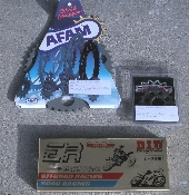 520 Conversion Kit for Honda RC51 with 15/41 Sprockets