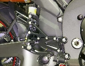 R1 2007-08 Sato Racing Rear Sets