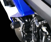 GSXR600/750 06-09 Sato Racing No-cut Frame Sliders