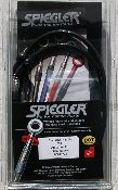 GSXR1000 2009 Spiegler Braided Brake Lines