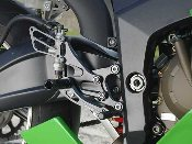 ZX6R/RR 2005-2008 Sato Racing Rear Sets