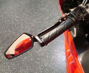 CRG Arrow Bar End Mirror *FREE SHIPPING*