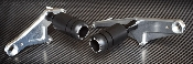 CBR250R 2011 Frame Sliders