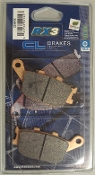 Carbone Lorraine Rear Brake Pad Set