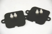 Kyle Racing block off plates for 929/954/F4/F4i/600RR/919/1000RR