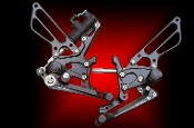 Sato Racing Rear Sets Ducati Panigale