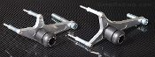 Sato Racing No Cut Frame Sliders R1 2011-2012